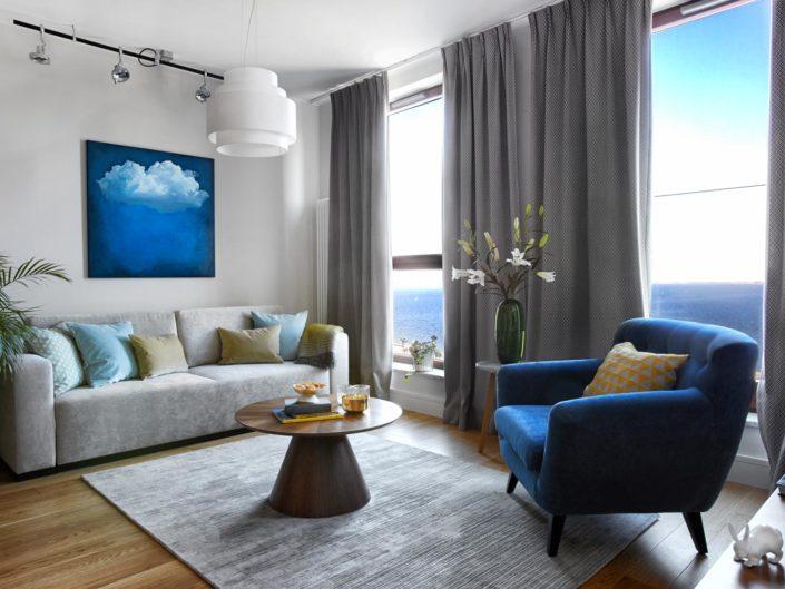 Apartament w Sea Towers - Sopot
