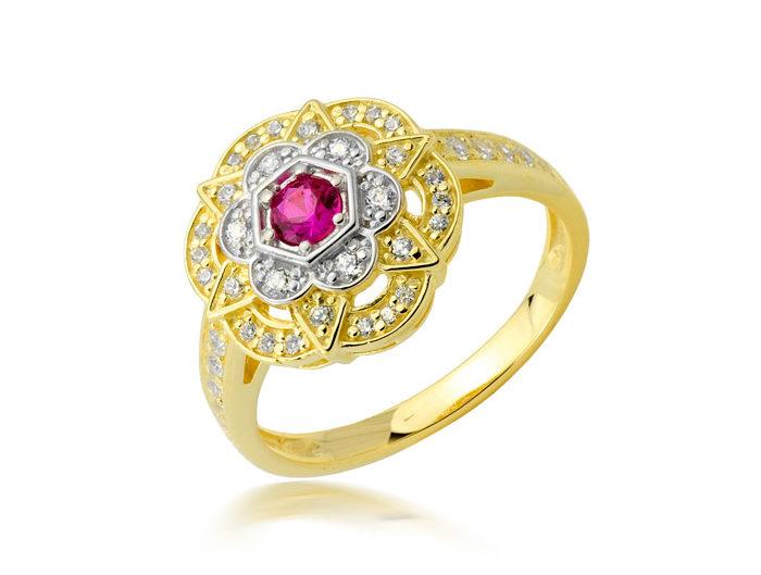 LightUp®Paweł Królikiewicz, Złoty pierścionek, packshot, zdjęcie pierścionka, zdjęcie biżuterii, fotograf biżuterii, lightup