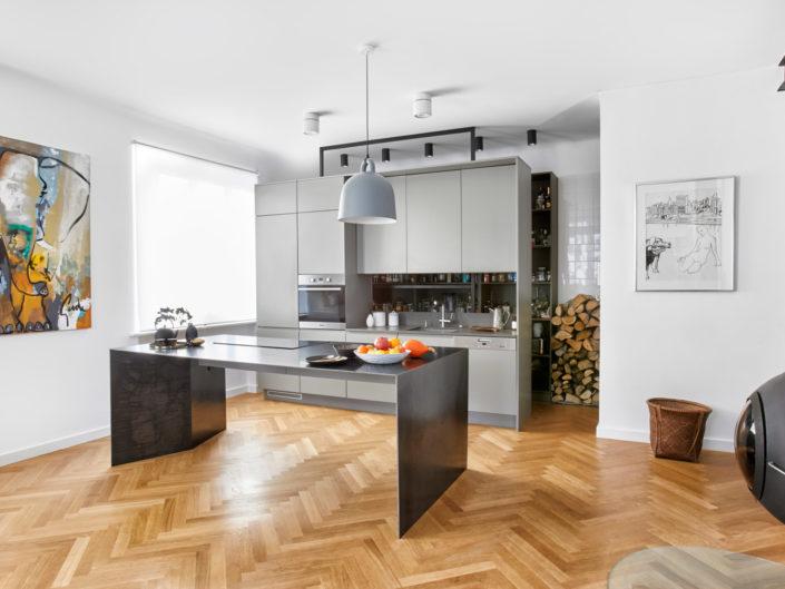 zdjęcia wnętrza - mieszkanie Beaty Sadowskiej