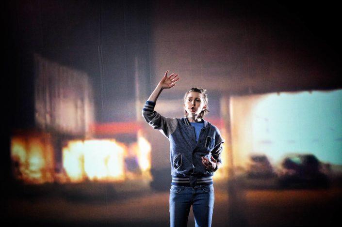 Męczennicy, Grzegorz Jarzyna, TR, Teatr Rozmaitości, fotografia teatralna, zdjęcia spektaklu, Teatr Warszawa, Zdjęcia dokumentacyjne, Lightup, Paweł Królikiewicz