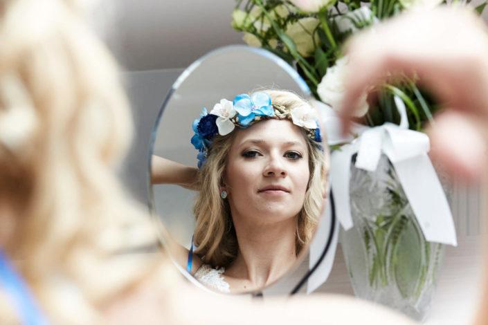 przygotowania ślubne, zdjęcia ślubne, panna młoda, fotografia ślubna Poznań, Lightup