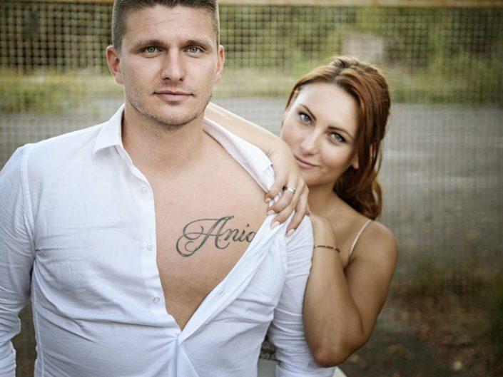 Ania i Dominik